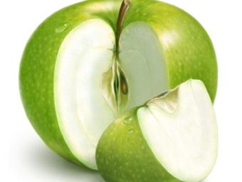 Салат с тыквенными семечками и яблоками