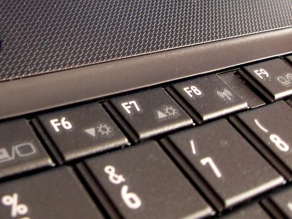 Функциональная клавиатура