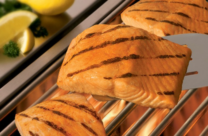 Marinade recipe for salmon grilled