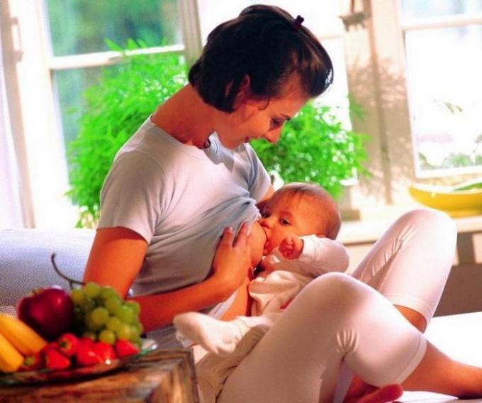 Что можно есть кормящей маме новорожденного