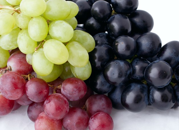 Вред и польза винограда