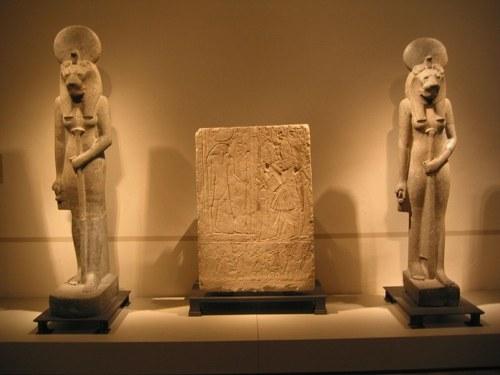Богиня войны Сехмет