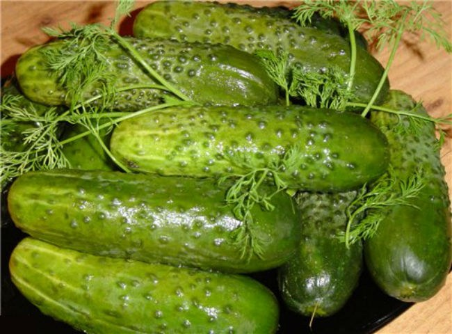How to pickle cucumbers