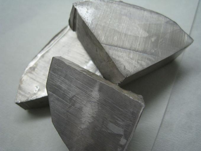 Какой металл самый легкий