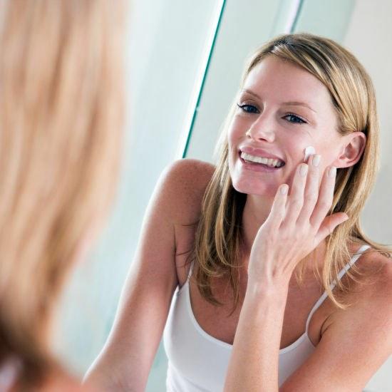 Как избавиться от мелкой сыпи на лице