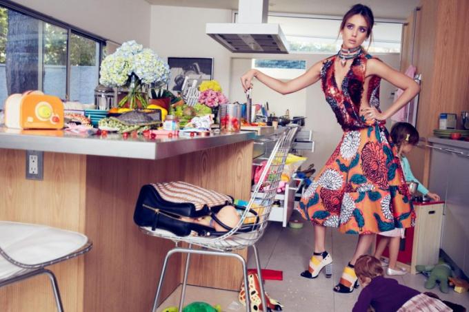 Как стать красивой в домашних условиях