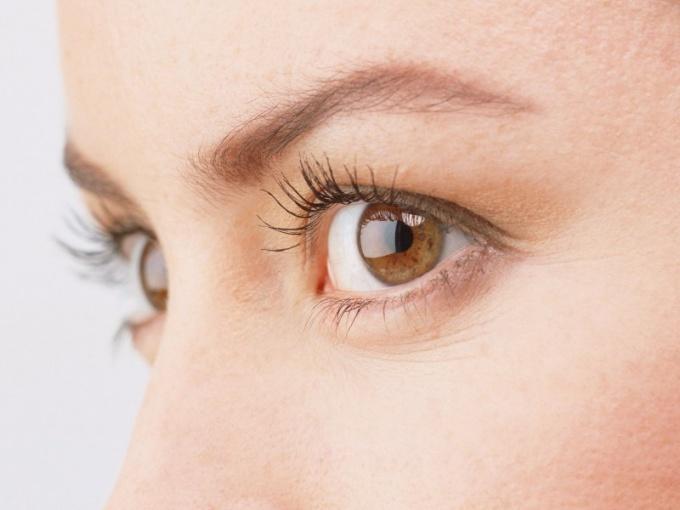 Что такое периферическое зрение