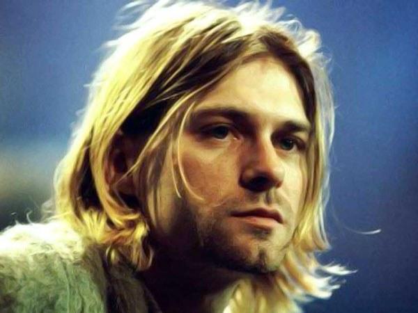 Курт Кобейн - культовый рок-музыкант, фронтмен группы Nirvana, художник