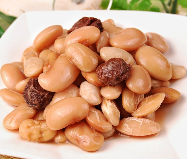 Recipe salad winter bean