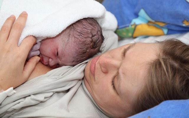 As births occur