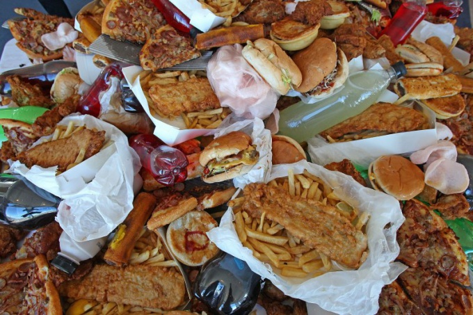 Какая еда самая вредная