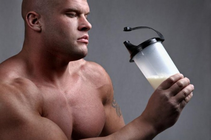 How to drink protein right