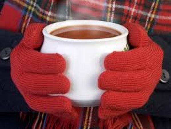 How to warm up cold hands