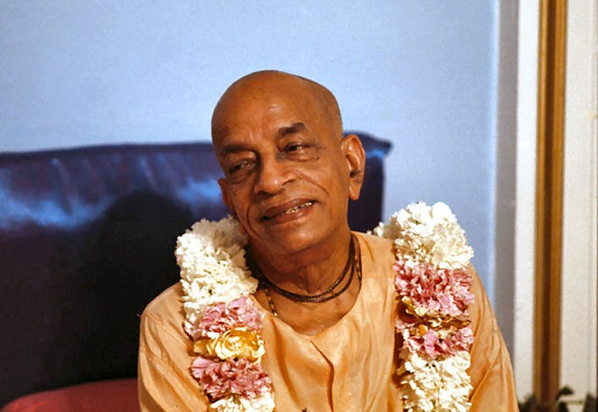 According To Srila Prabhupada