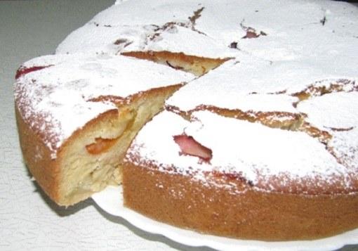 Рецепт простого и вкусного пирога из кефира