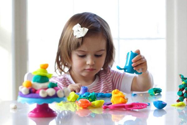 Как сделать пластилин в домашних условиях