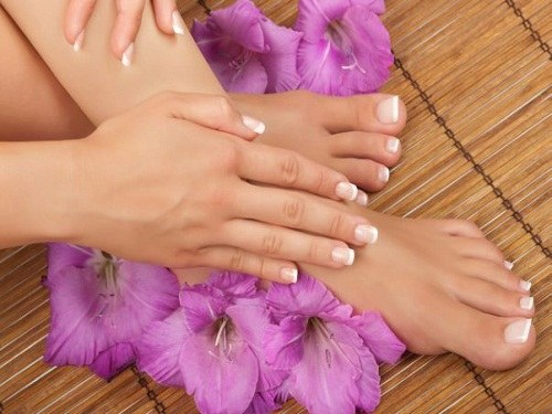 Чистая здоровая поверхность кожи - защита организма от вируса папилломы