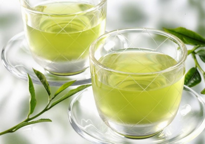 How much you can drink green tea