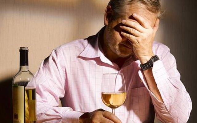 Treatment alcoholism at home