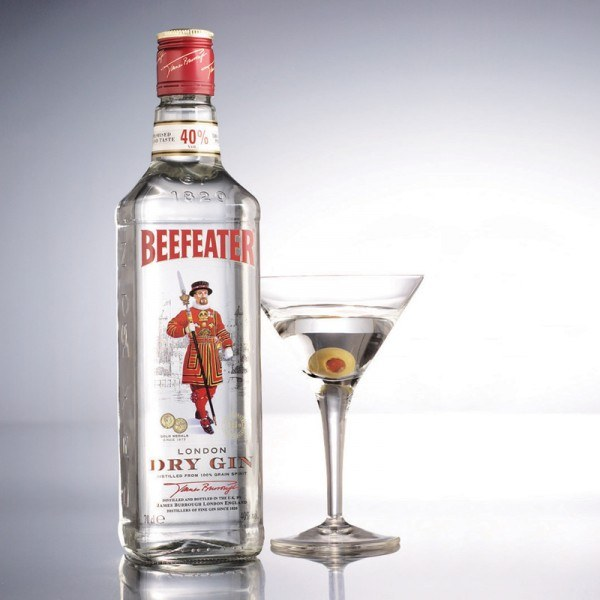 How to drink gin Beefeater