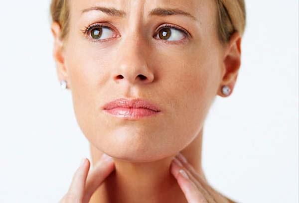Как вылечиться, если заложило горло