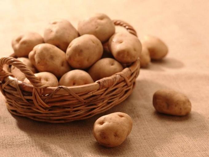 Картофель - товар Гиффена №1