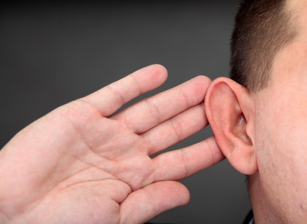What to do if laid his ear