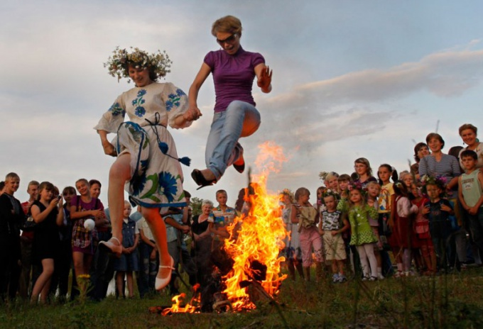 When the day of Ivan Kupala