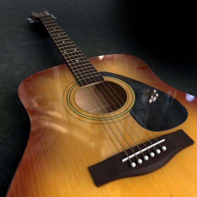 Yamaha - один из лучших гитарных брендов