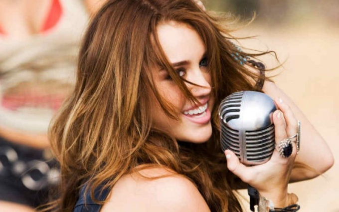 Как правильно петь