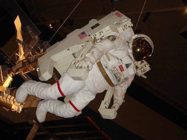 Weightlessness is a phenomenon of the lack of weight