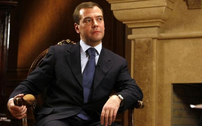 Where the lives of Dmitry Medvedev