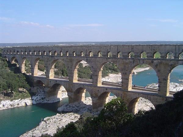 Акведук - прародитель водопровода