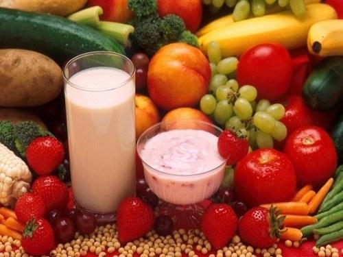 Ежедневное употребление овощей и фруктов - первый шаг навстречу красивой фигуре