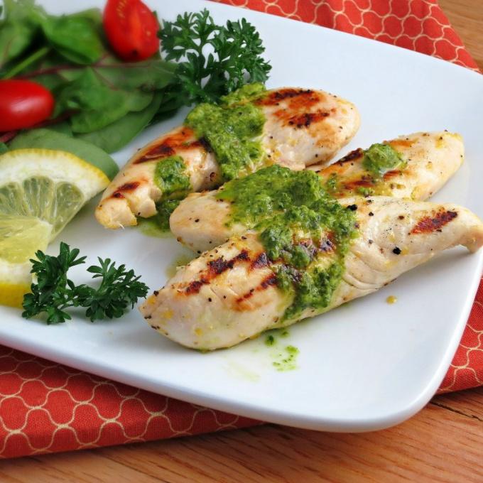 Рецепт соуса для курицы