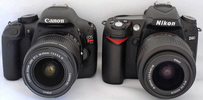 Canon or Nikon: which is better?
