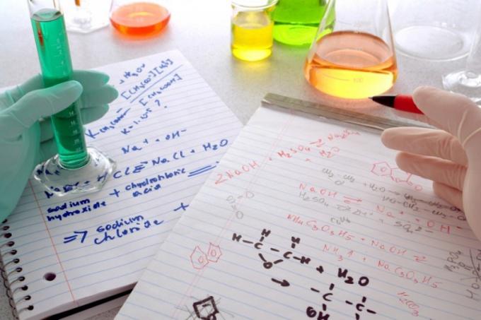 Что такое моль в химии