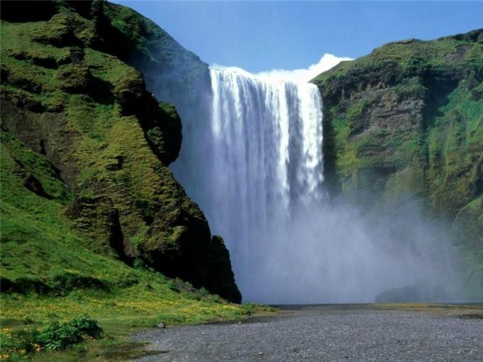 Где находятся самые большие в мире водопады