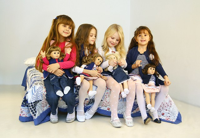 Как назвать куклу для ребенка