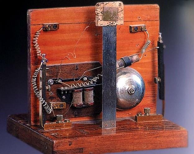 Как Попов изобрел радио