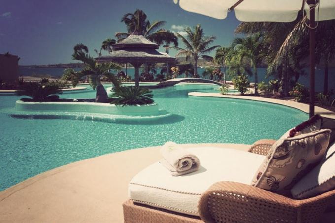 Остров Каливиньи - самый дорогой курорт