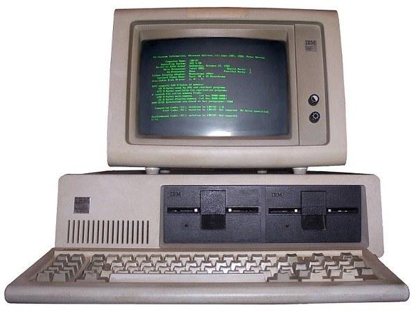 IBM PC - первый компьютер с открытой архитектурой