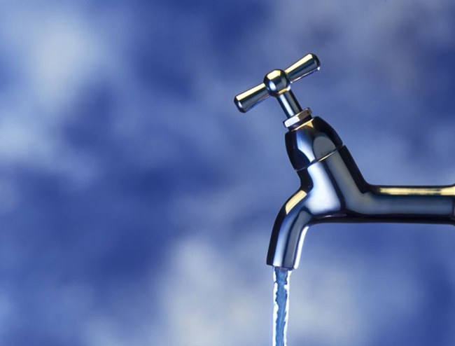 What to do if slow flow of cold water