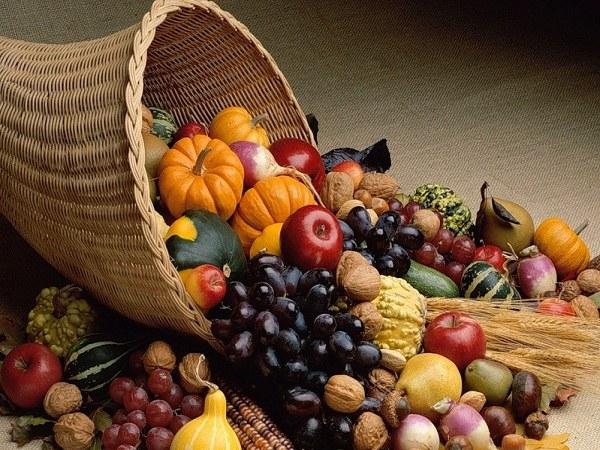 Дары природы - лучшие источники витаминов