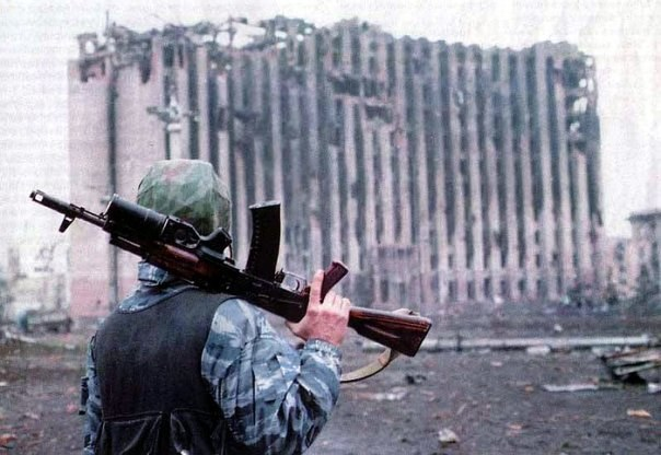 Why the war started in Chechnya