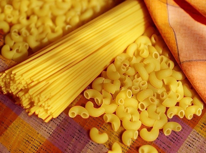 That is part of the pasta