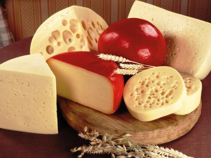 Из чего делают сыр