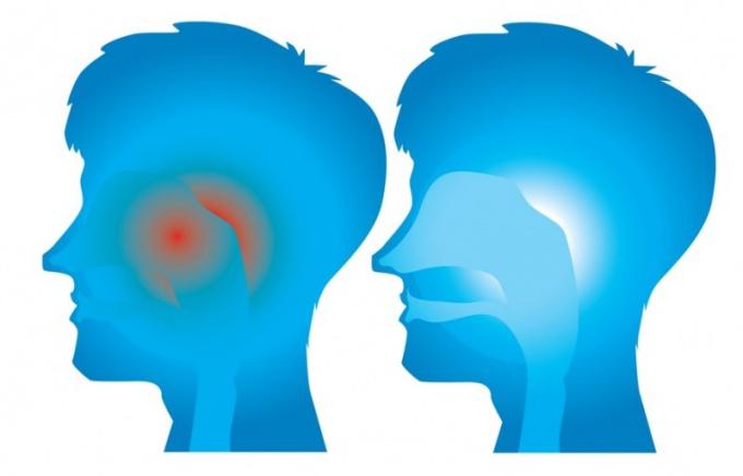 Может ли от насморка болеть голова