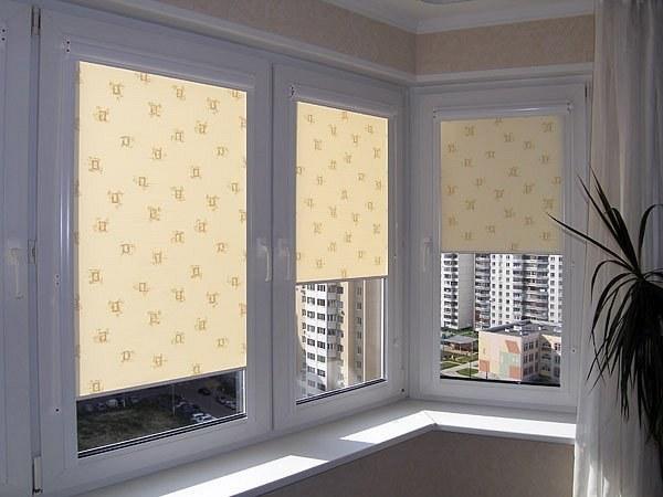 Рулонные шторы - современное решение для интерьера