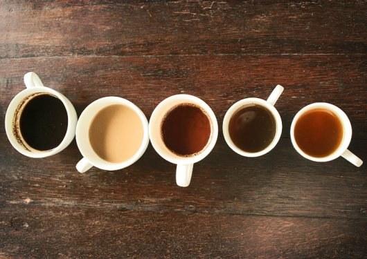 Чай и кофе - пример взаимозаменяемых товаров